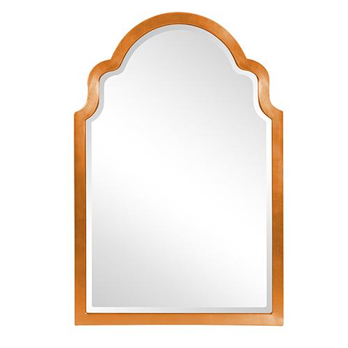Sultan Glossy Orange Mirror