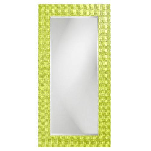 Lancelot Green Rectangle Mirror