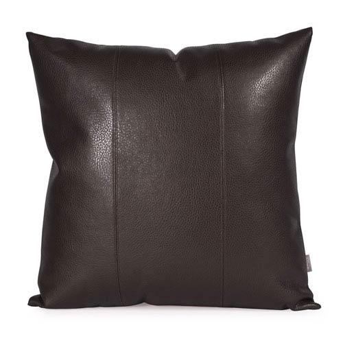 Howard Elliott Collection Avanti Black 20-Inch Square Pillow