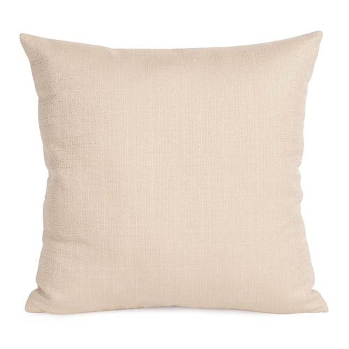 Howard Elliott Collection Sterling Sand 20-Inch Square Pillow