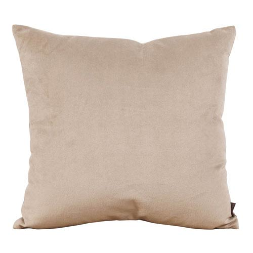 Howard Elliott Collection Bella Sand 20-Inch Square Pillow