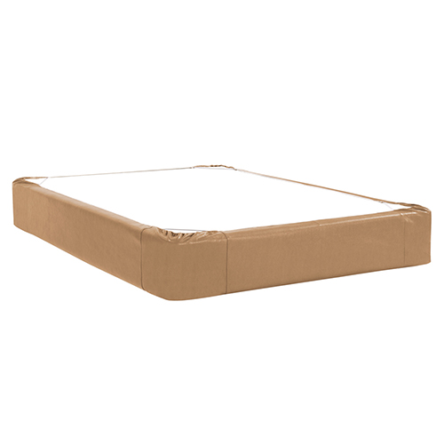 Avanti Bronze King Boxspring Cover