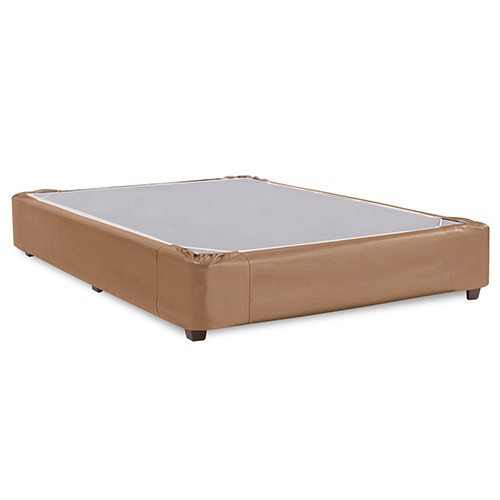 Luxe Bronze King Boxspring Kit and Cover