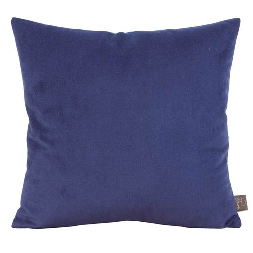 Howard Elliott Collection Bella Royal Blue 20-Inch Square Pillow