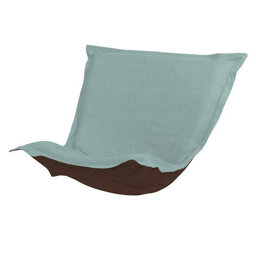 Howard Elliott Collection Sterling Breeze Puff Chair Cushion