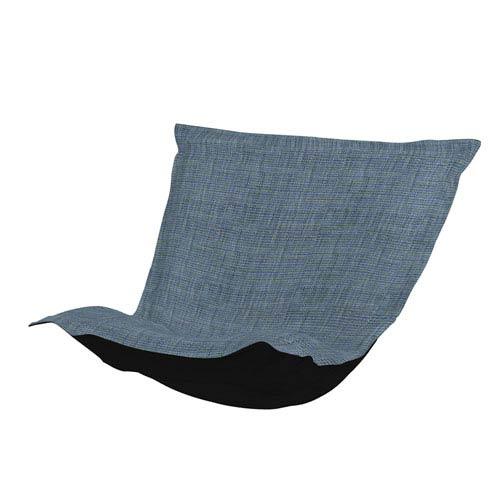 Howard Elliott Collection Coco Sapphire Puff Chair Cushion