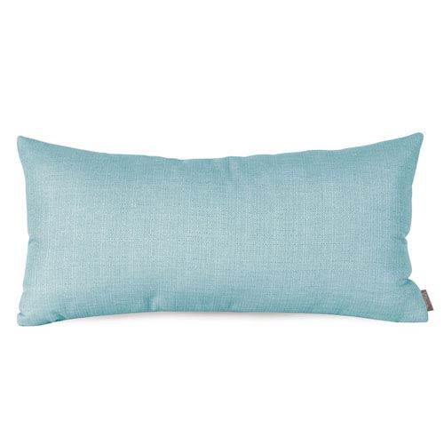 Howard Elliott Collection Sterling Breeze Kidney Pillow