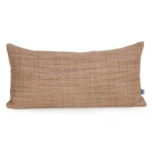 Howard Elliott Collection Coco Stone Kidney Pillow