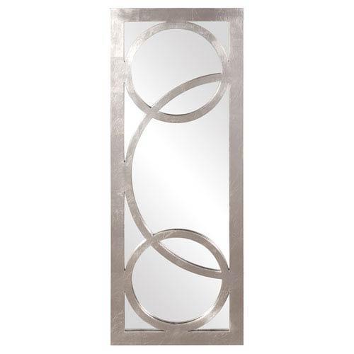 Dynasty Silver Rectangle Mirror