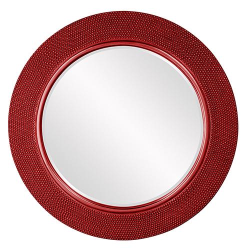 Yukon Glossy Red Mirror