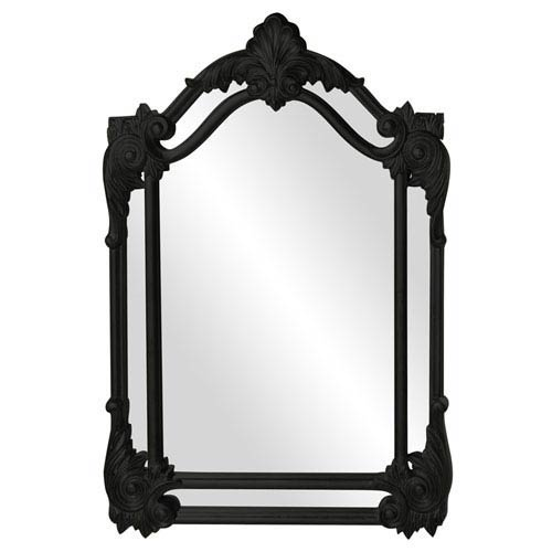 Howard Elliott Collection Cortland Black Mirror