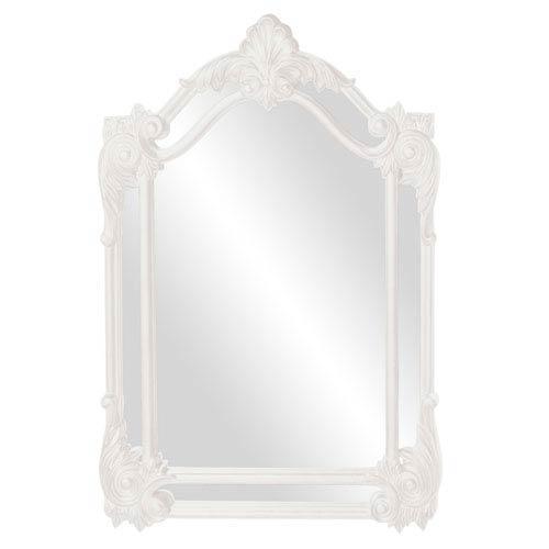 Cortland White Mirror