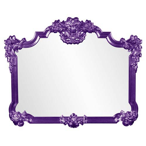 Avondale Royal Purple Mirror