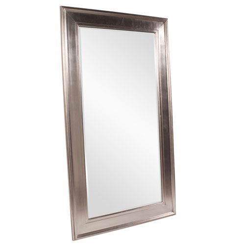 Howard Elliott Collection Christian Silver Rectangle Mirror
