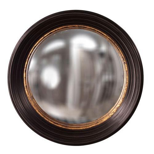 Rex Convex Round Mirror