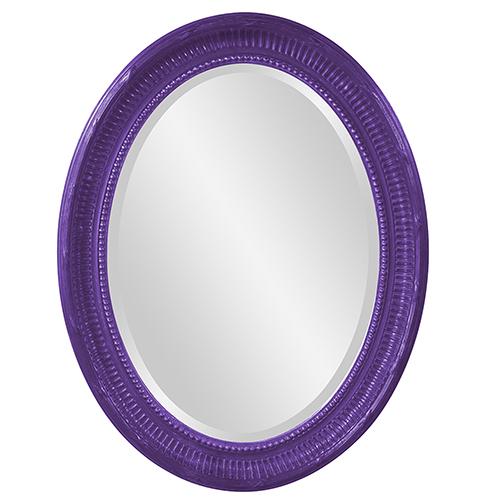 Nero Glossy Royal Purple Mirror