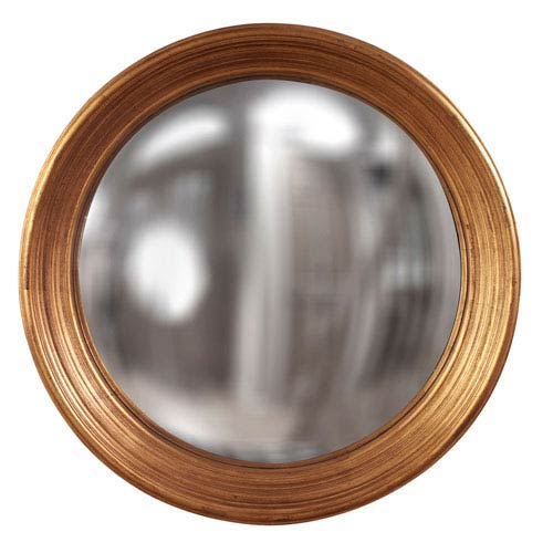 Silas Gold Mirror - Large