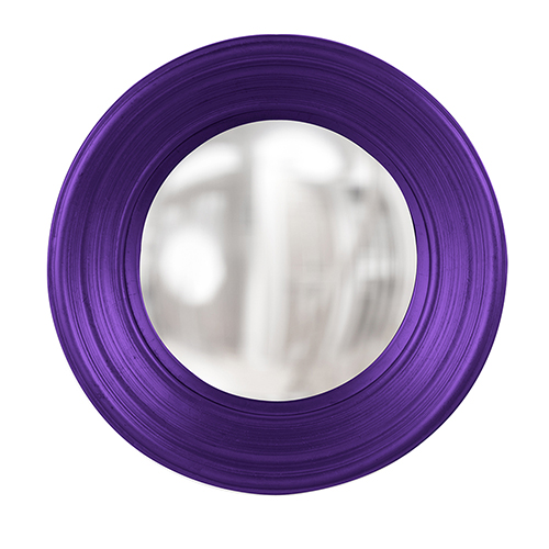 Rex Glossy Royal Purple Mirror
