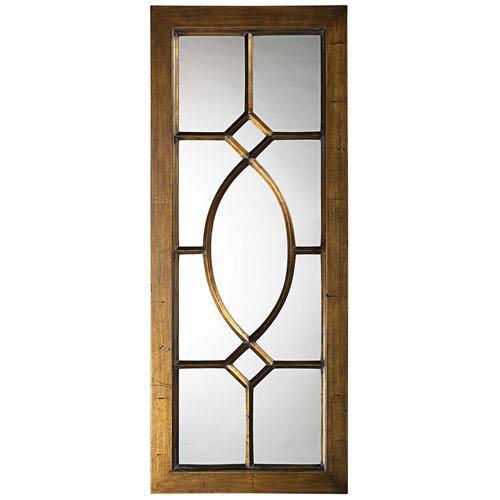 Howard Elliott Collection Dayton Window Rectangle Mirror