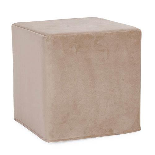 Howard Elliott Collection Bella Sand Tip Block Ottoman