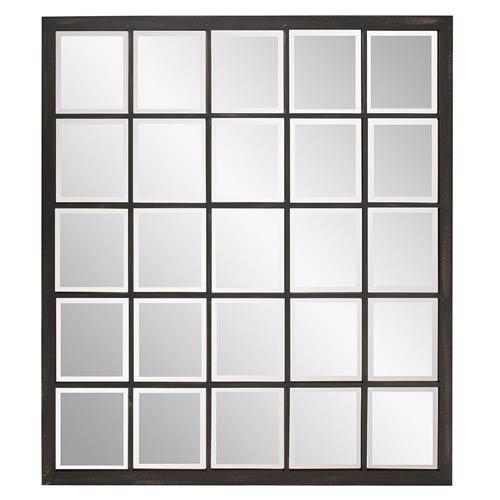 Howard Elliott Collection Superior Antique Black Window