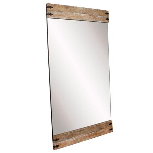 Garrett Wood Floor Mirror