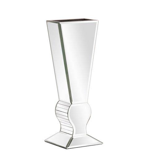 Howard Elliott Collection Wood V-Shape Small Vase