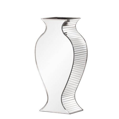 Howard Elliott Collection White 20-Inch Small Vase