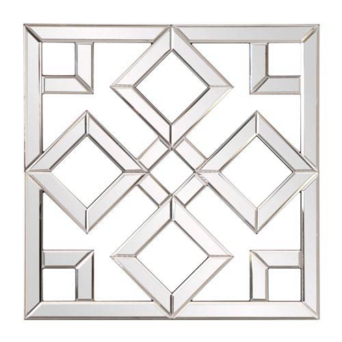 Moira Mirrored Lattice Mirror