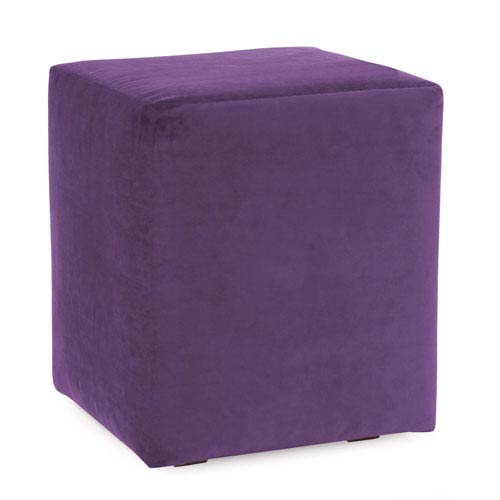 Howard Elliott Collection Bella Eggplant Universal Cube Cover