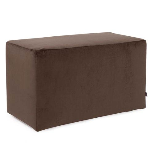 Howard Elliott Collection Bella Chocolate Universal Bench Cover