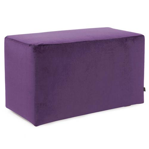 Howard Elliott Collection Bella Eggplant Universal Bench Cover