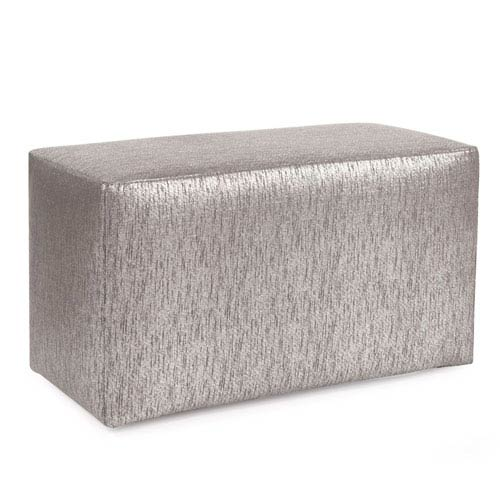 Glam Pewter Universal Bench Cover