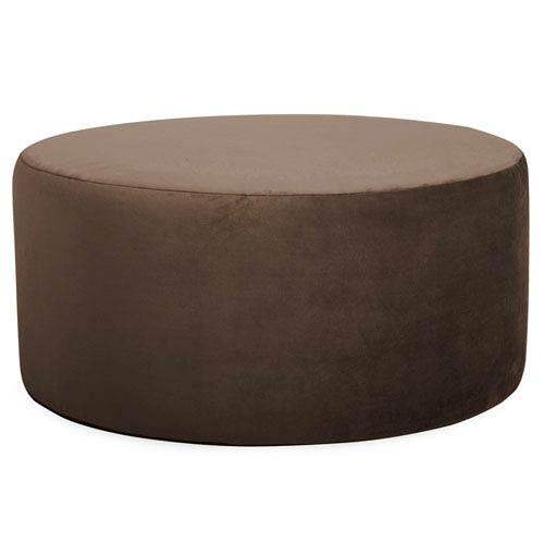 Bella Chocolate Universal Round Cover