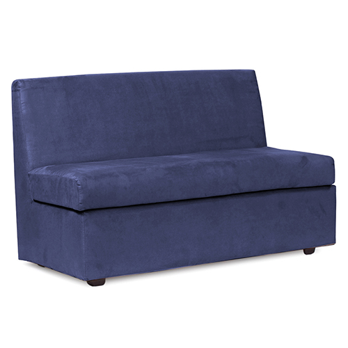 Bella Royal Slipper Loveseat Cover