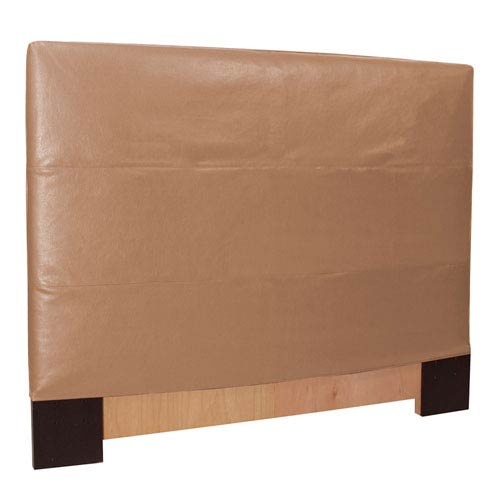 Avanti Bronze 48-Inch Twin Headboard Slipcover
