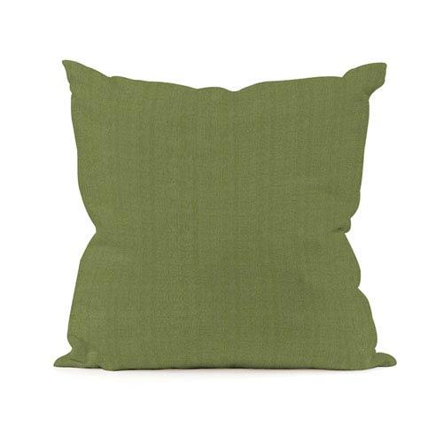 Howard Elliott Collection Seascape Moss 16 x 16-Inch Pillow