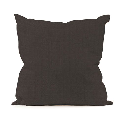 Howard Elliott Collection Seascape Charcoal 16 x 16-Inch Pillow