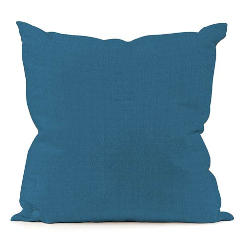 Howard Elliott Collection Seascape Turquoise 20 x 20-Inch Pillow