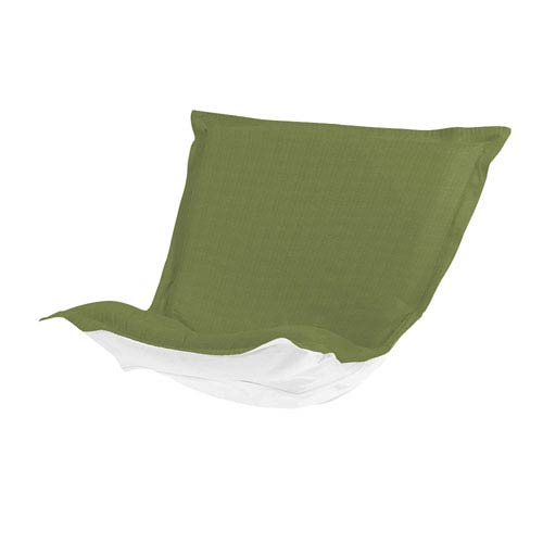 Puff Seascape Moss Chair Cushion