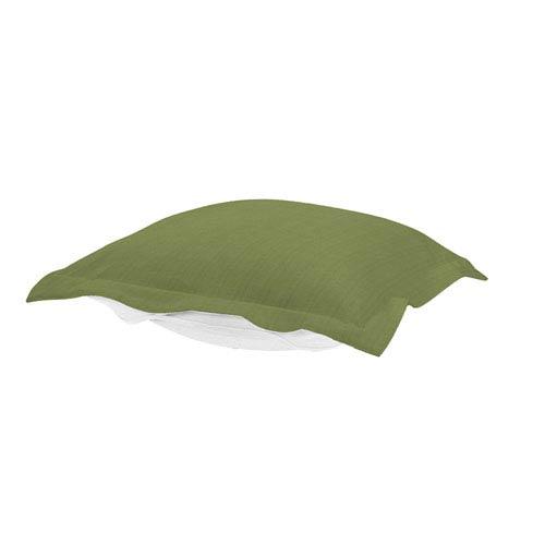 Puff Seascape Moss Ottoman Cushion