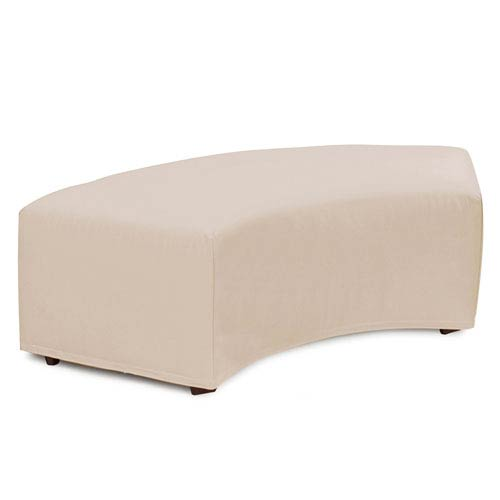 Howard Elliott Collection Universal Seascape Sand Radius Bench