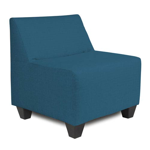 Howard Elliott Collection Seascape Turquoise Pod Chair