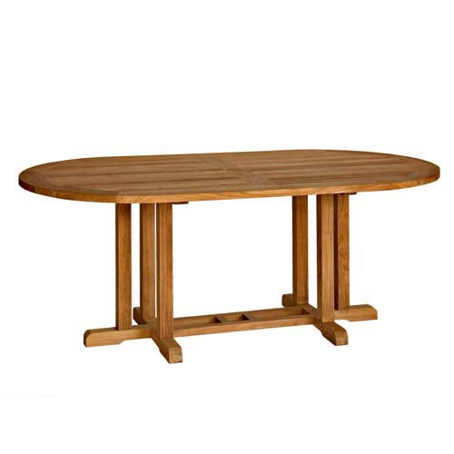 Camden 72-Inch Oval Dining Table