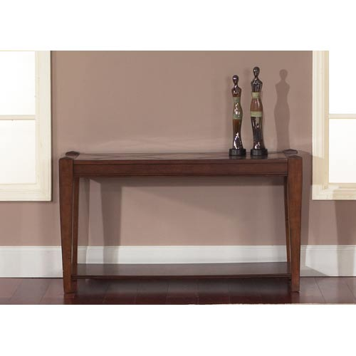 Liberty Furniture Parkhurst Cognac Sofa Table