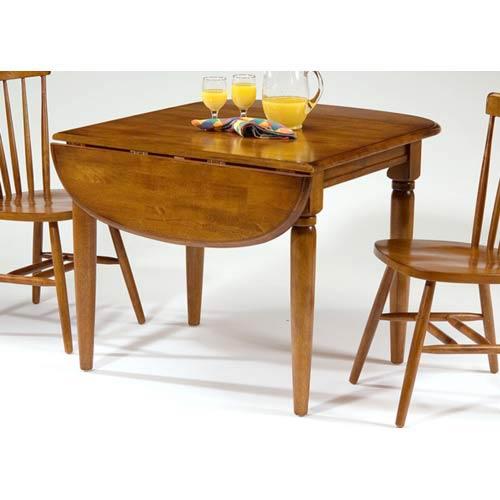 Liberty Furniture Creations II Tobacco Drop Leaf Table