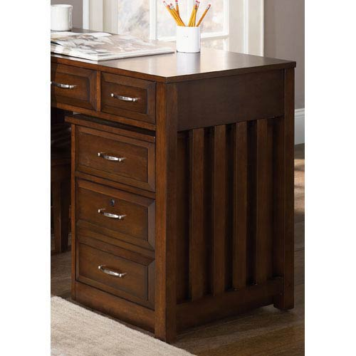 Liberty Furniture Hampton Bay Cherry Mobile File Cabinet