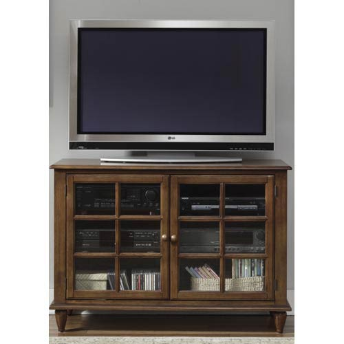 Liberty Furniture Low Country Bronze TV Console