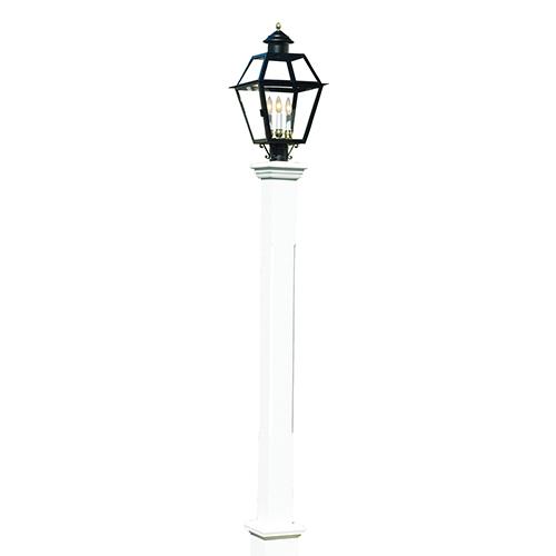 Barrington Lantern Post by Lazy Hill Farm Designs