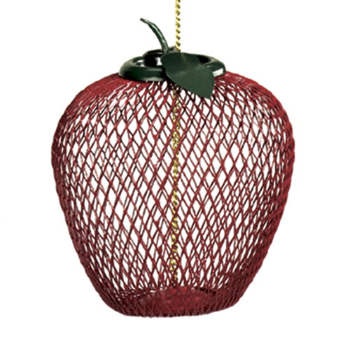 Apple Birdfeeder